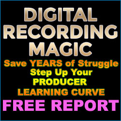 Digital Recording Magic