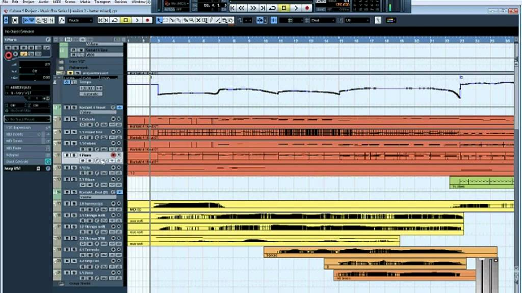 Mastering and Mixing Orchestral Music with Cubase – a Video