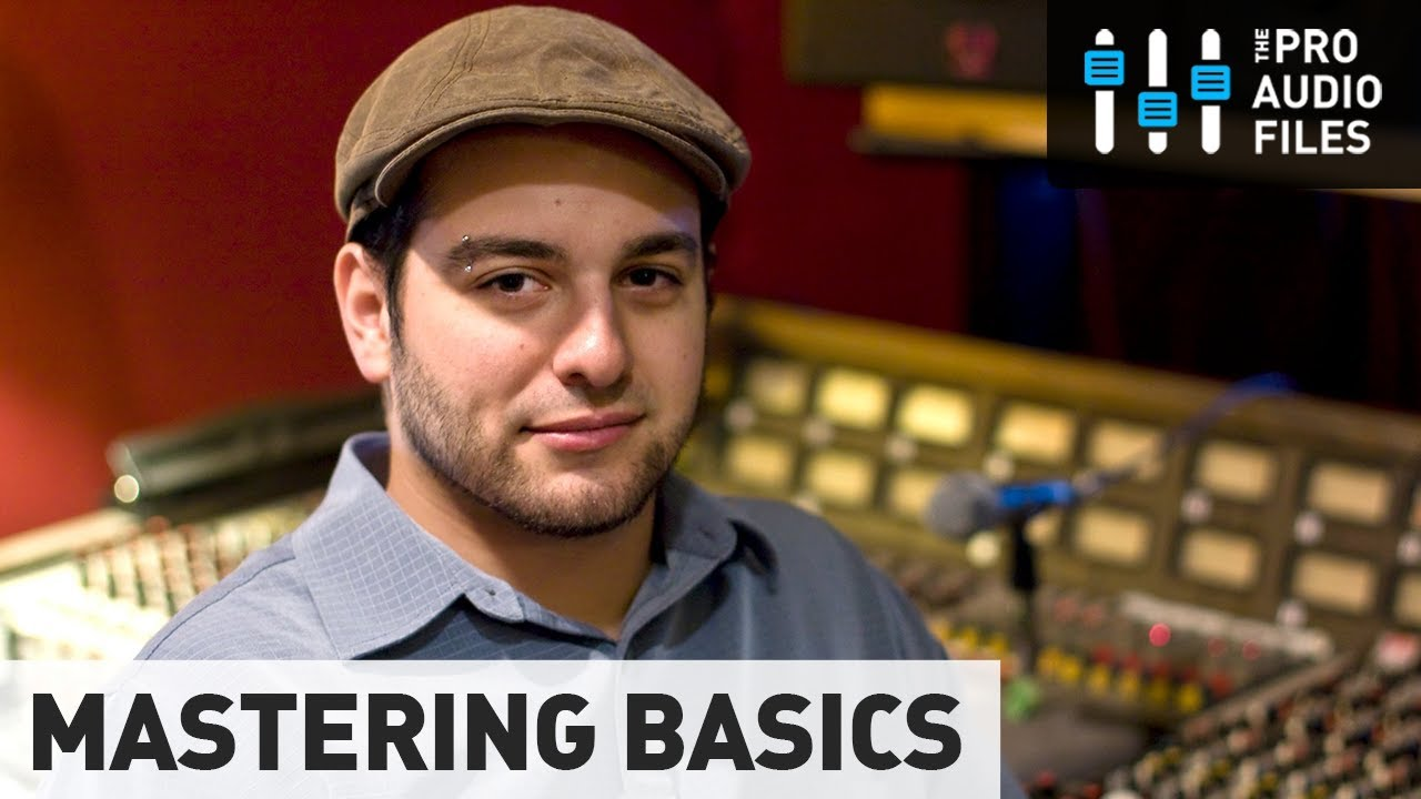 Mastering 101: How to Master a Song