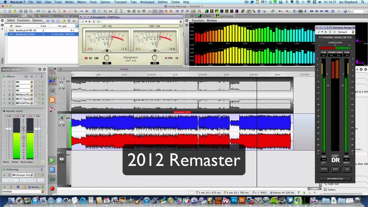 New Green Day Masters – A Loudness War Victory