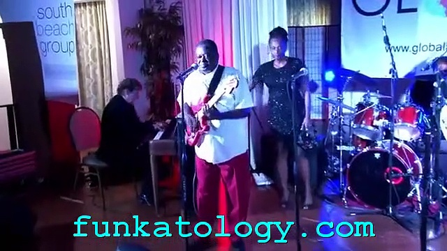 Check it Out a Piano Solo Rhythm and Blues Mojo Ike and Val